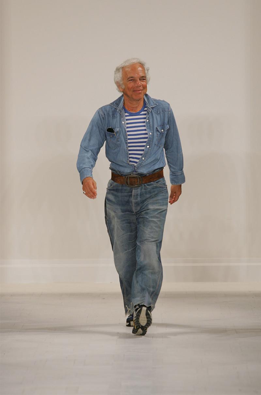 RL Mag Nel segno dei jeans