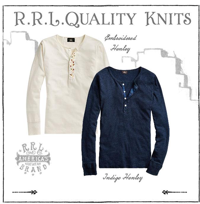 White & navy Henley shirts